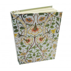 SKRIVBOK WILLIAM MORRIS DAFFODIL A6