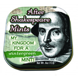 Mints - After Shakespeare