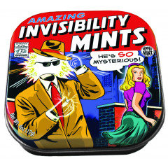 Mints - Invisibility