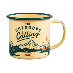 Emaljmugg Outdoors is Calling